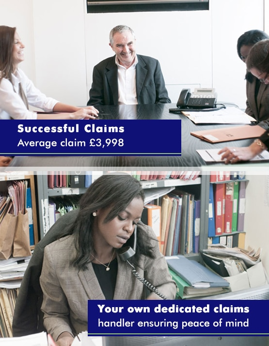 claims-uk dedicated claims handler